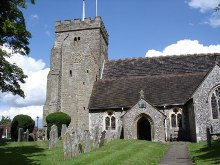 St Peter's Church, Henfield, Sussex © Ian Cunliffe
